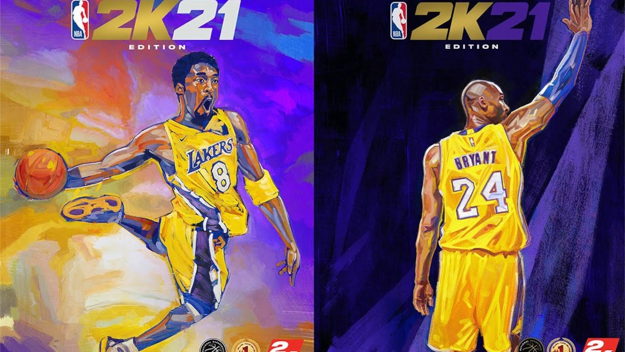 Kobe Bryant to appear on two covers of NBA 2K21 Mamba Forever ...