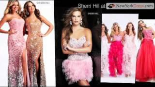 Sherri Hill 2011 Prom Dresses