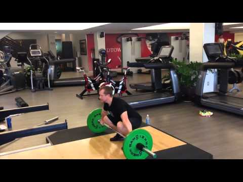 Weightlifting with ViPR - John Sinclair Video 4
