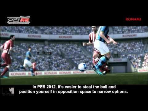 PES 2012 | Announcement Trailer (2011) Konami