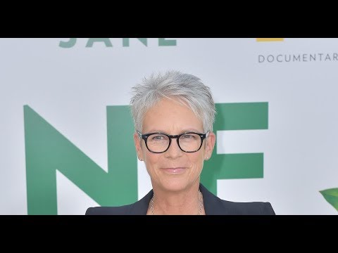 You Have To See Jamie Lee Curtis With Long Hair Youtube