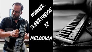 Checking Out HOHNER SUPERFORCE 37 Melodica