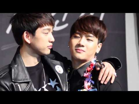 [Fancam][140319] GOT7 - Jr focus [8th or 9th fansign in Daegu]