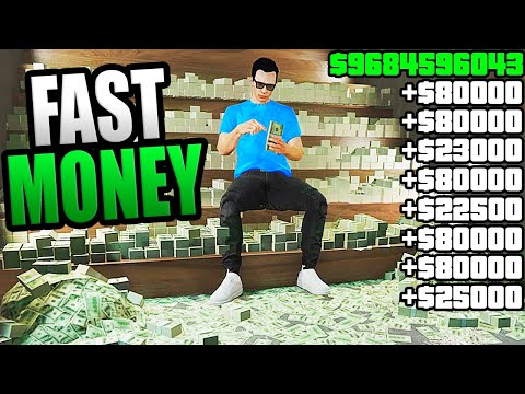 How to get easy Money Fast in GTA Online
