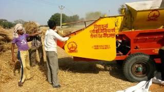 THRESHER  (VISHWAKARMA BRAND CUTTER THRESSER BUCKET MODEL), Cell  +91-9460635977.   +91-9829211777