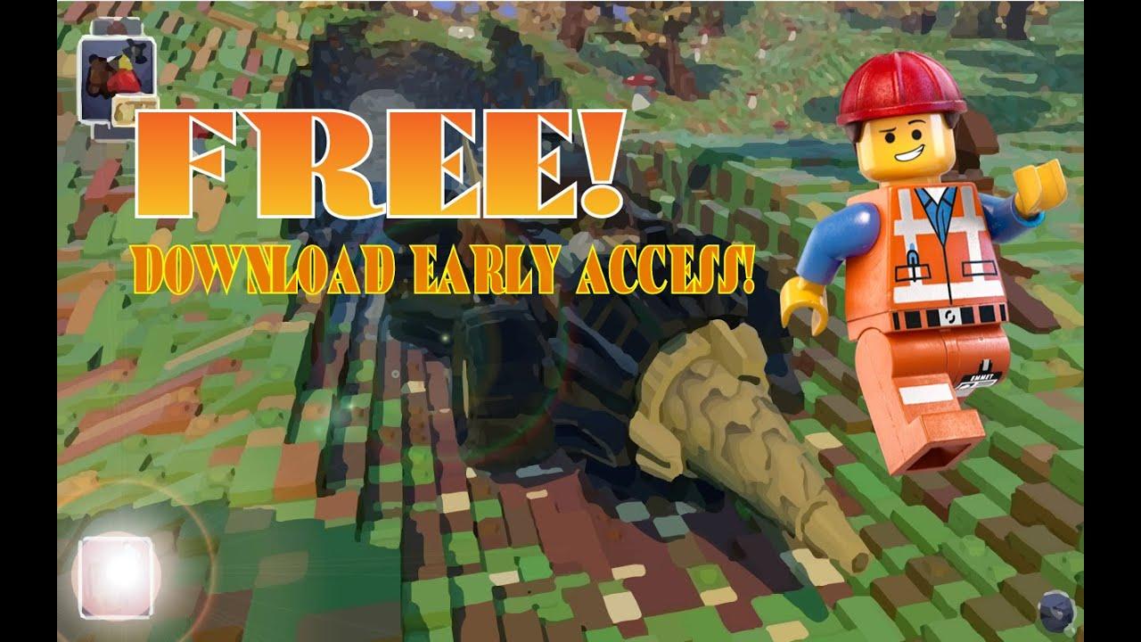 Скачать lego worlds через торрент на пк