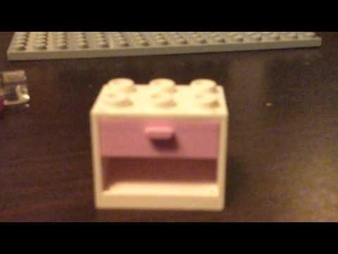 Как сделать современный дом 1 часть Lego friends