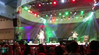 Gambar cover Andien -  Kasih Putih Live concerts in Famgath Indosat Ooredoo 20 11 2016