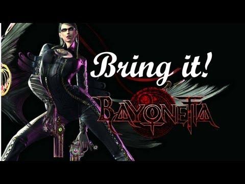 Bayonetta's Best Quotes [HD]
