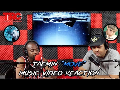 "Taemin ""Move"" Music Video Reaction"