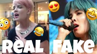 AUTOTUNED VS. REAL VOICE OF FEMALE SINGERS