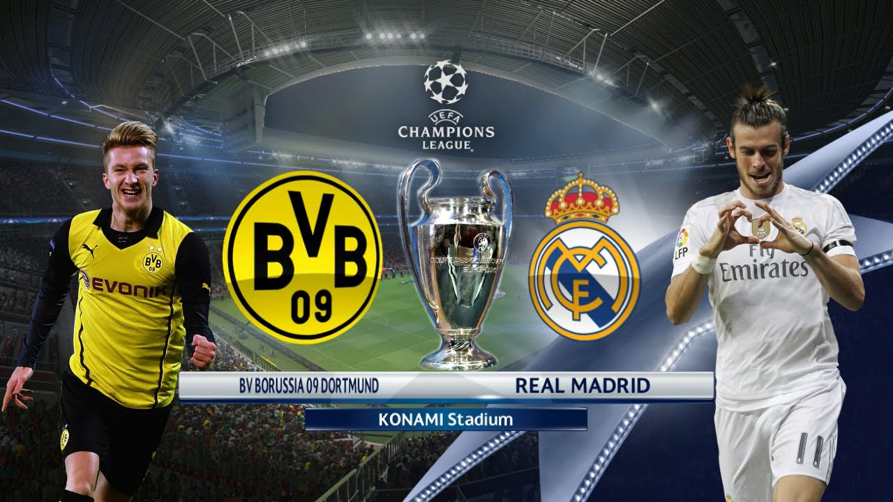Dortmund Real Madrid Champions League