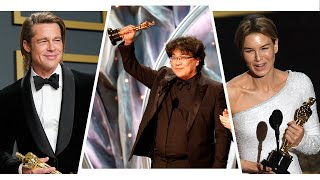 Oscars 2020 Recap: The Winners & The Biggest Moments Of The Night!