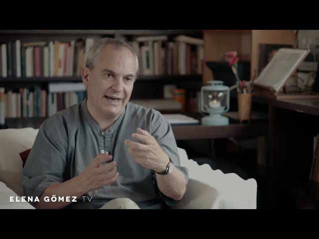 Entrevista a PABLO D'ORS, la meditación es la vida comprimida