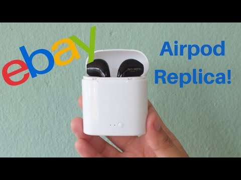 Ebay Product Review- Airpods Replica