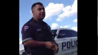 Open carry stand your ground.. Unlawful Arrest threats By Buda TX Police Officer