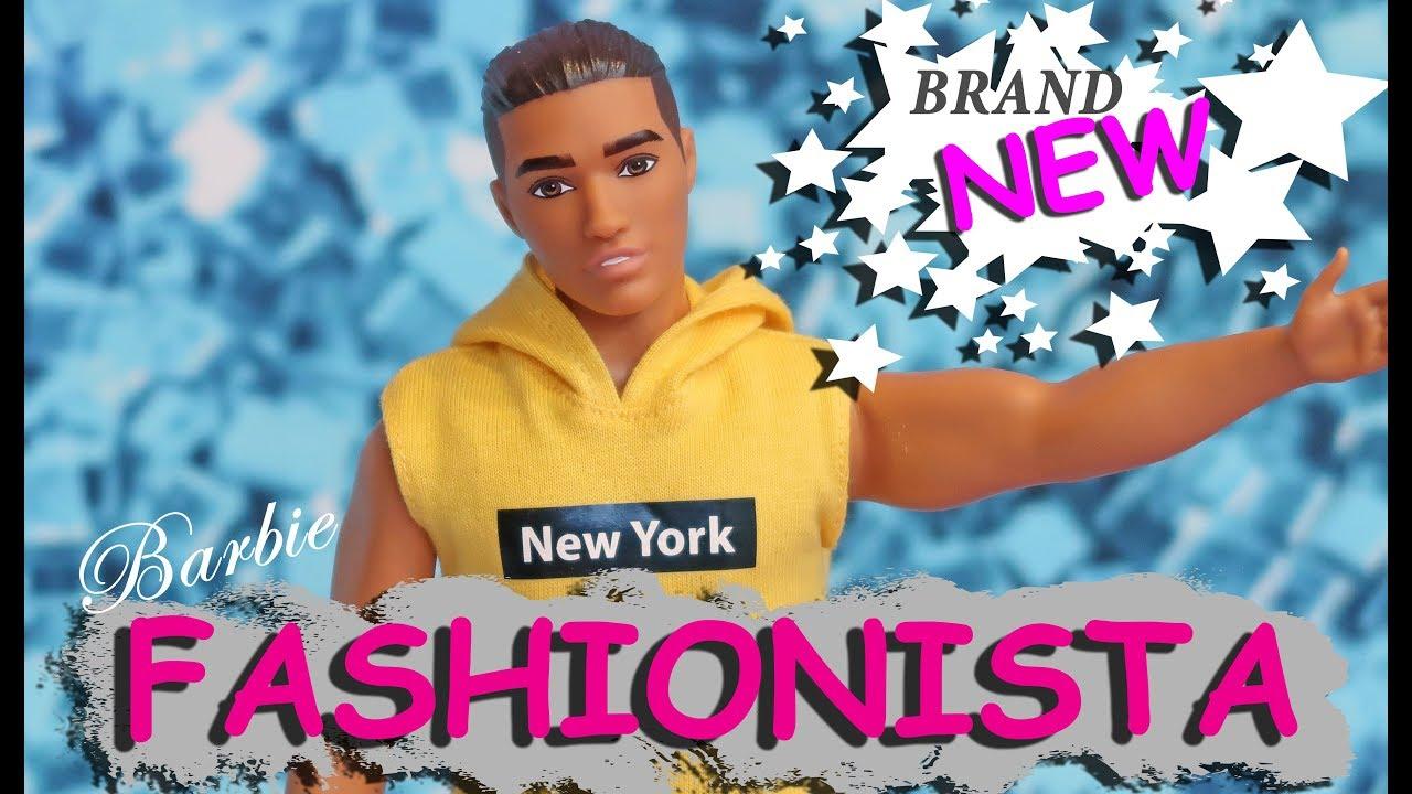 BRAND NEW 2019 Barbie Fashionista #131 Doll Review Barbie