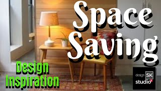 Space  Saving  Ideas for Small Apartment - Amazing Solutions for Small Apartments
