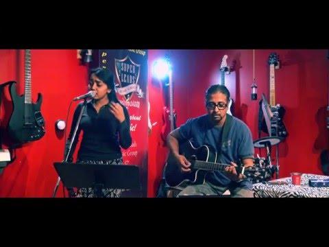 Ninaikka Therintha Maname - Live Vocal Cover By Shagana Ft. Kumaran