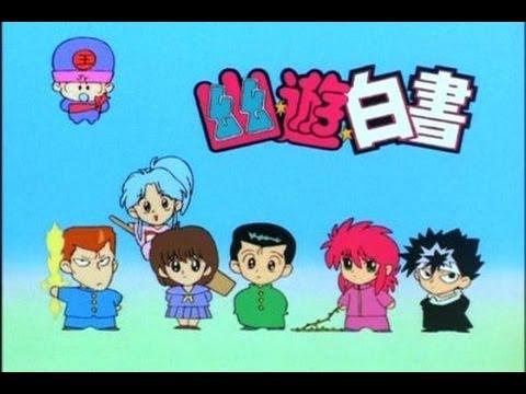 Abertura Yu Yu Hakusho 1ª Temporada