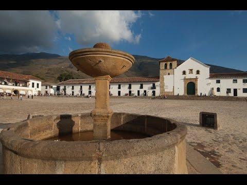 Villa Leyva Boyaca Andes Colombia - Como viajar, que visitar ?