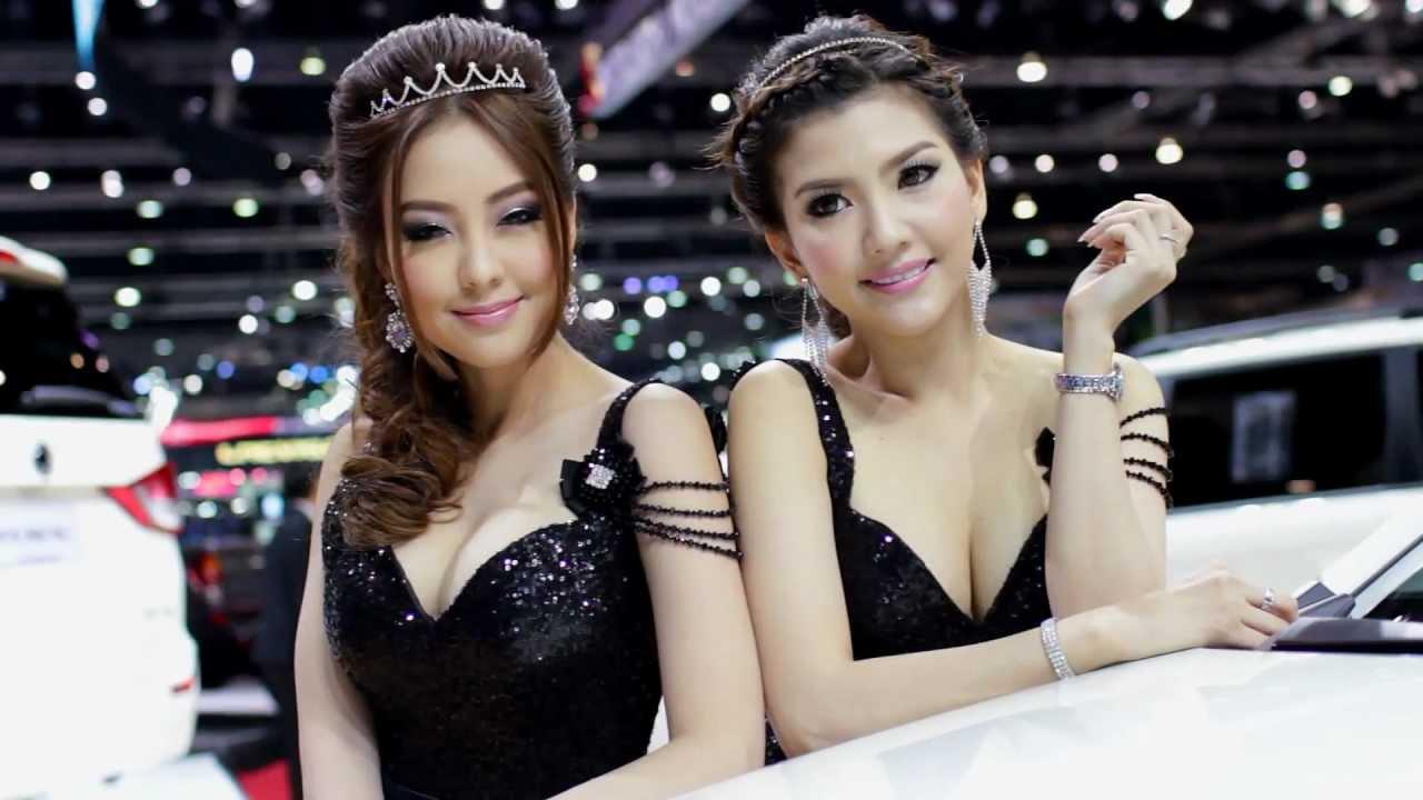 девушки тайланда видео