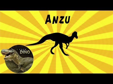 Anzu: Dinosaur of the Day
