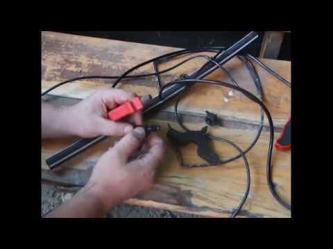 Обзор трубы ПНД20 для капельного микро полива - YouTube