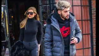 Зейн  Малик пытается наладить отношения с моделью Хадид