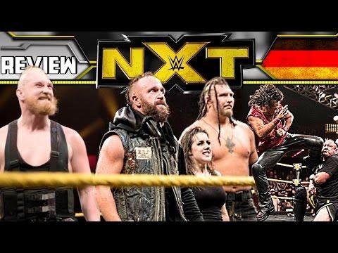 DER DEUTSCHE DEBÜTIERT! - WWE NXT Review der letzten 3 Wochen (Deutsch/German)