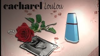 Perfume Review Lou Lou by Cacharel.