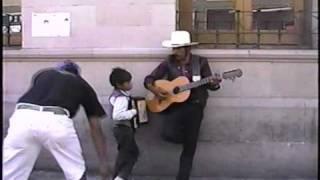 MUSICOS EN LA CALLE LIBER CHIHUAHUA