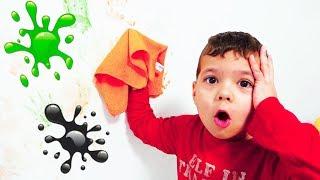 Егорка и новые правила поведения для детей