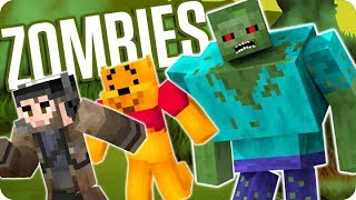 Video de ¡NUEVO RÉCORD DE RONDAS! MODO ZOMBIES | Minecraft con Luh