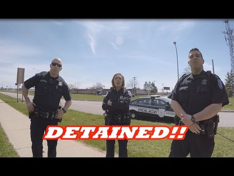 Thumbnail: Michigan Cops Lose It Over Silent Photography!