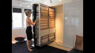 Resource Furniture: Italian Designed Space Saving