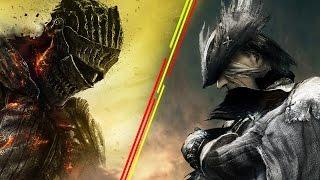 Dark Souls 3 .vs. Bloodborne