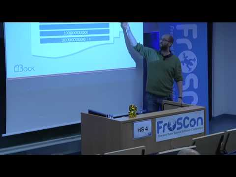 Didi Hoffmann: Solving your Big-Data problem before it arises, using Django