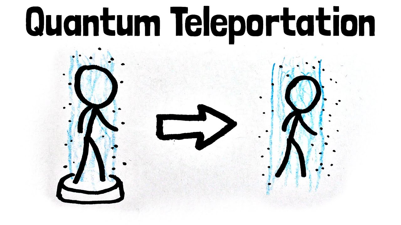 The Race to Bring Quantum Teleportation to Your World   WIRED Yahoo