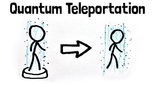 Repeat youtube video Transporters and Quantum Teleportation