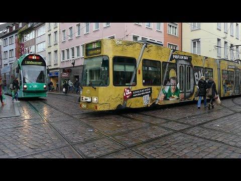 Tram Freiburg im Breisgau 1