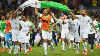 جميع مباريات المنتخب الوطني الجزائري في كأس العالم 2014 بالبرازيل
