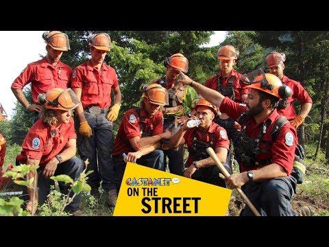 Thank you emergency crews
