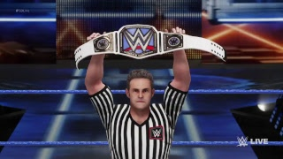 WWE 2k18 - Cameron B.
