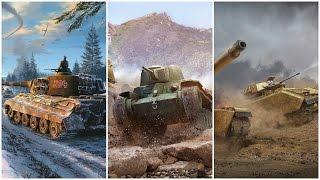 Так что же лучше: World of Tanks, War Thunder или Armored Warfare? Сравнение 2016