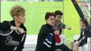 [HD] 150406 EXO Call Me Baby MV + Teaser BTS Making Film Naver Starcast