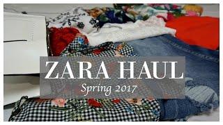 Zara Haul Spring 2017