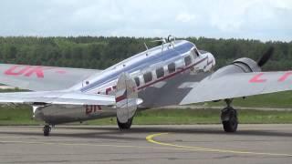 N241M (OK-CTB) Lockheed Model 10 Electra at Lelystad Airport