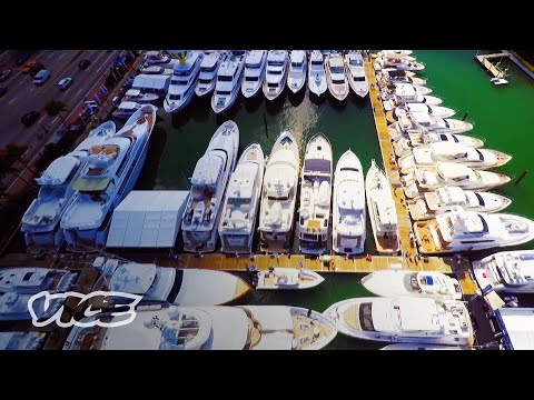 Inside Miami's Luxury Boat Scene