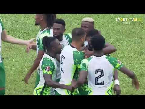 Nigeria vs Liberia 2 0 All | Kelechi Iheanachos's Brace and Extended Highlights HD 2021.